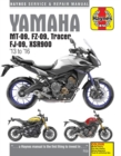 Yamaha Mt-09, Tracer And Xsr900 (13 - 16) - Book