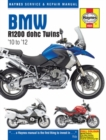 BMW R1200 Dohc Motorcycle Repair Manual - Book