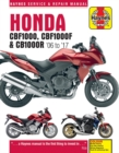 Honda CBF1000 & CB1000R Update (4927) ('06 To '16) - Book