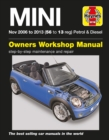 Mini Petrol & Diesel (Nov 06 -13) 56 to 13 : 2006-2013 - Book