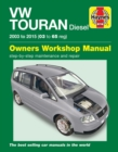 VW Touran Diesel ('03-'15) 03 To 65 - Book