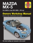 Mazda MX-5 (Oct '05 To July '15) - Book