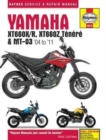 Yamaha XT660 & MT-03 (04 - 11) : 2004-2011 - Book