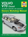 Volvo V70 Diesel : (June 07 - 12) 07 to 61 - Book
