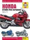 Honda ST1300 Pan European (02 - 11) - Book