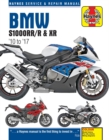 BMW S1000RR/R & XR (10 - 17) : ('10 to '17) - Book