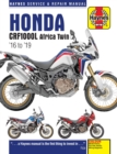 Honda CRF1000 Africa Twin (16-19) - Book