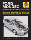 Ford Mondeo (Apr '07-'14) - Book