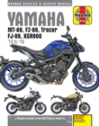 Yamaha MT-09, FZ-09, Tracer, FJ-09, XSR900 (03 -19) : 2013 to 2019 - Book