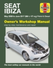 SEAT Ibiza ('08-'17) : May 2008 to June 2017 - Book