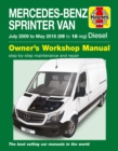 Mercedes-Benz Sprinter Diesel Vans July '09 to May '18 (09 to 18 reg) - Book