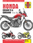 Honda CB500F/X & CBR500R update (13 -20) : 2013 to 2020 - Book