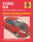 Ford Ka (09-Sept'16) 58 to 66 reg - Book