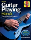 Guitar Playing Manual - Book