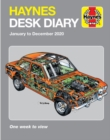Haynes 2020 Desk Diary : January to December 2020 - Book