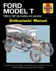 Ford Model T : 1908 to 1927 (all models and variants) - Book