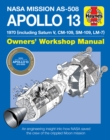Apollo 13 Manual 50th Anniversary Edition : 1970 (including Saturn V, CM-109, SM-109, LM-7) - Book