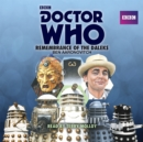 Doctor Who: Remembrance of the Daleks : A 7th Doctor novelisation - eAudiobook