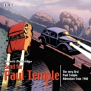 Send for Paul Temple : A 1940 full-cast production of Paul's very first adventure - eAudiobook