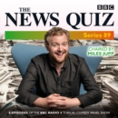 The News Quiz: Series 89 : Eight episodes of the BBC Radio 4 topical comedy panel show - Book