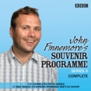 John Finnemore's Souvenir Programme: Series  5 : The BBC Radio 4 comedy sketch show - Book