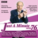 Just a Minute: Series 76 : The BBC Radio 4 comedy panel game - eAudiobook