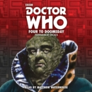 Doctor Who: Four to Doomsday : 5th Doctor Novelisation - eAudiobook