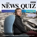 The News Quiz: Series 92 : The topical BBC Radio 4 comedy panel show - eAudiobook