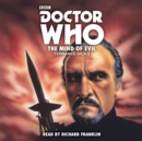 Doctor Who: The Mind of Evil : 3rd Doctor Novelisation - Book