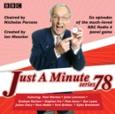 Just a Minute: Series 78 : BBC Radio 4 comedy panel game - eAudiobook
