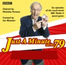Just a Minute: Series 79 : BBC Radio 4 comedy panel game - eAudiobook