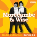 Morecambe & Wise: The Complete BBC Radio 2 Series - Book