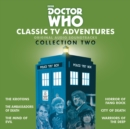 Doctor Who: Classic TV Adventures Collection Two : Six full-cast BBC TV soundtracks - eAudiobook