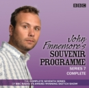 John Finnemore's Souvenir Programme: Series 7 : The BBC Radio 4 comedy sketch show - Book