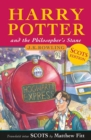 Harry Potter and the Philosopher's Stane : Harry Potter and the Philosopher's Stone in Scots - Book
