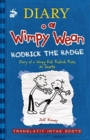 Diary o a Wimpy Wean: Rodrick the Radge - Book