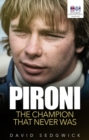 Pironi : The Champion that Never Was - Book