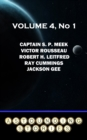 Astounding Stories - Volume 4, No. 1 : Volume 4, Number 1 - eBook