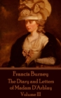 The Diary and Letters of Madam D'Arblay - Volume III - eBook