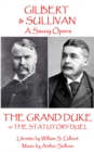 The Grand Duke : or The Stuatory Duel - eBook