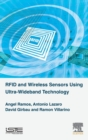RFID and Wireless Sensors Using Ultra-Wideband Technology - Book