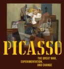 Picasso: The Great War, Experimentation and Change - Book