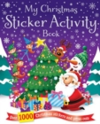 My Very Merry Christmas Sticker Activity Book - Book