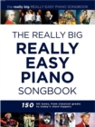 The Really Big Really Easy Piano Songbook - Book