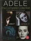 Adele : The Complete Collection - Book