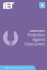 Guidance Note 6: Protection Against Overcurrent - Book