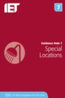 Guidance Note 7: Special Locations - Book