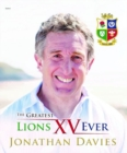Greatest Lions XV Ever, The - Book