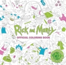 Rick and Morty Official Coloring Book - Book