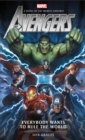 Avengers: Everybody Wants to Rule the World - Book